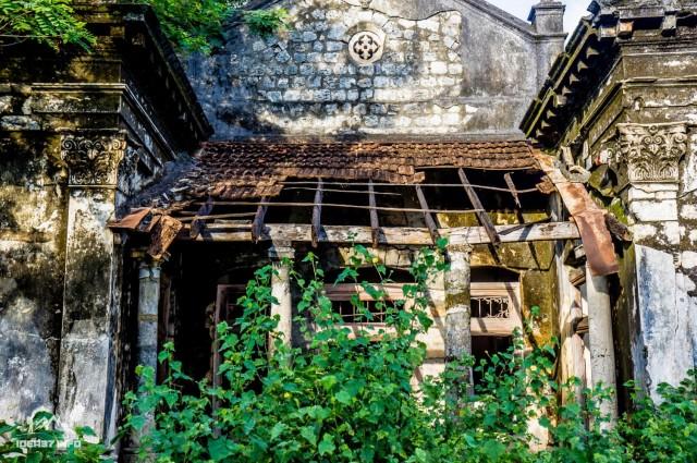Jaffna ruins