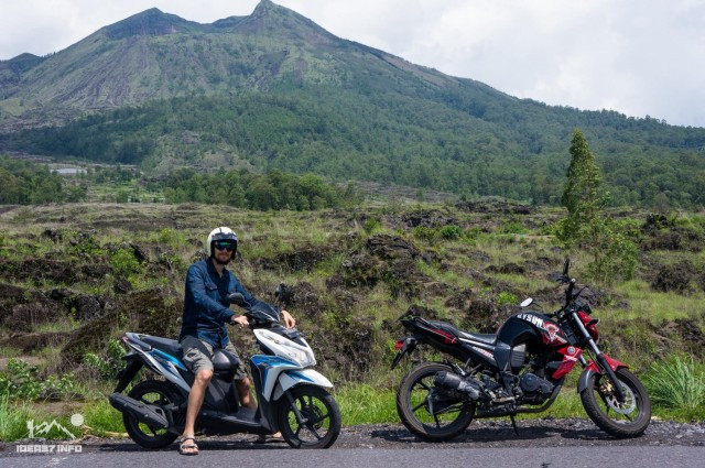 мотопробег по Бали