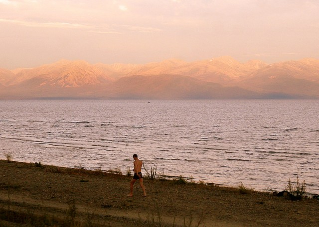 Самый север Байкала.