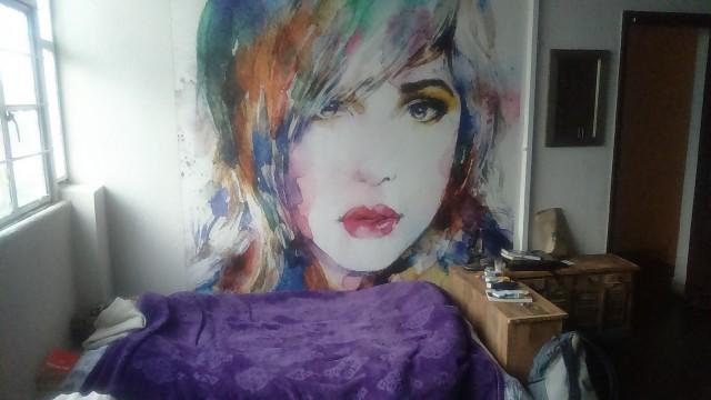 Моя кровать