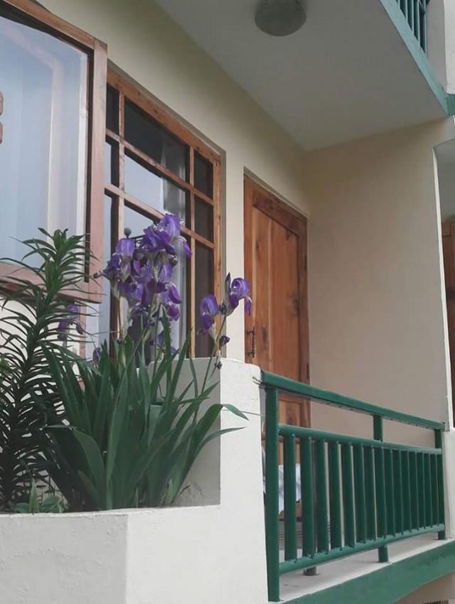 Мой балкон