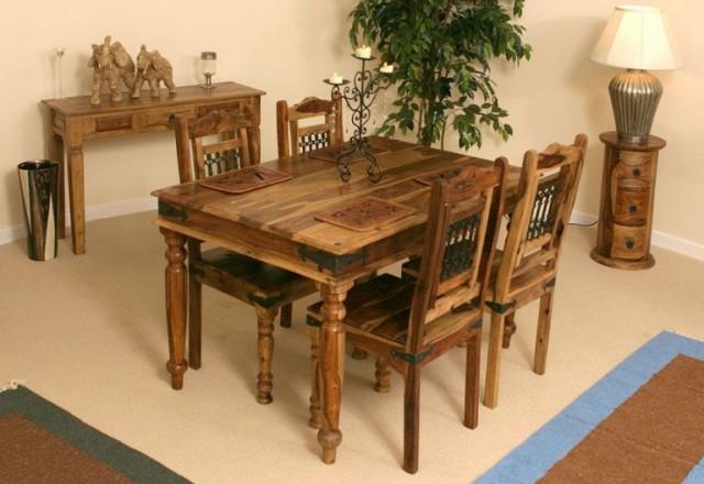 "Кухонный стол со стульями ""Бомбей"""