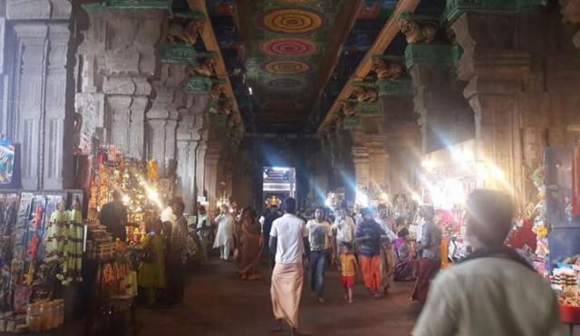 Торгующие в храме