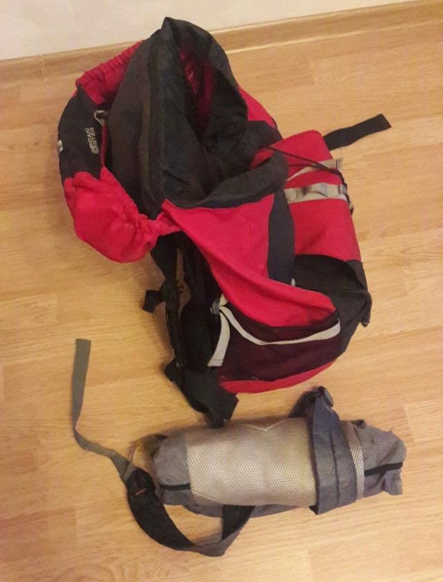 Рюкзаки пустые