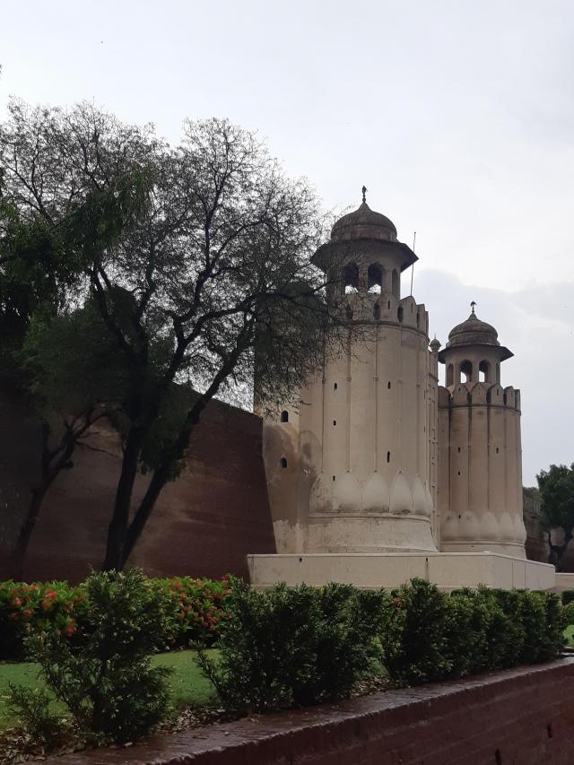 Форт Лахора