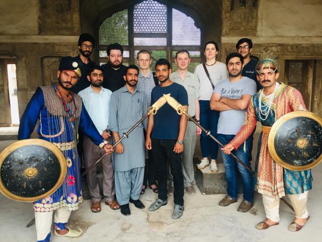 Lahore Fort Museum