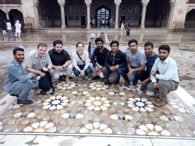 Sheesh Mahal (Lahore Fort)