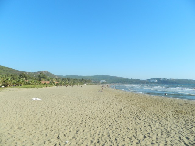 пляж Памучак