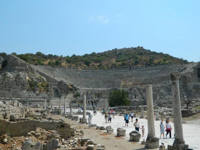 большой амфитеатр
