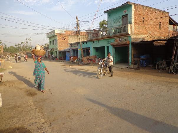Лумбини, то деревня
