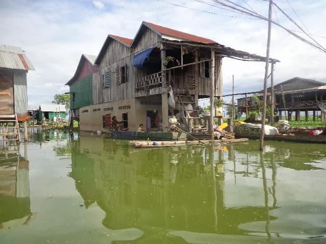 И это тоже Пномпень.