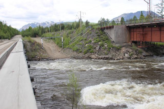 Река Гоуджекит