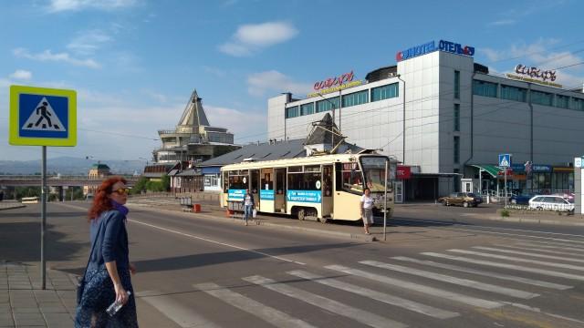 Самый центр Улан-Удэ