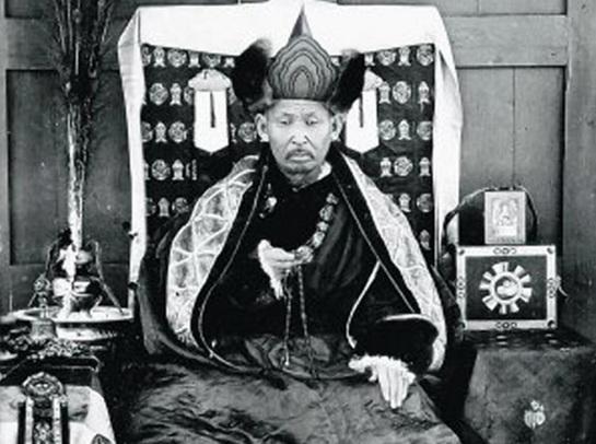 Хамбо Лама Итигэлов