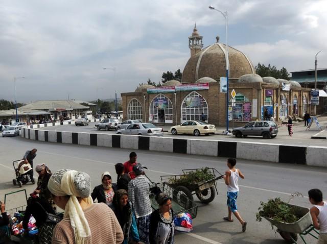 Мечеть Алима-датхо. Автор фото varandej