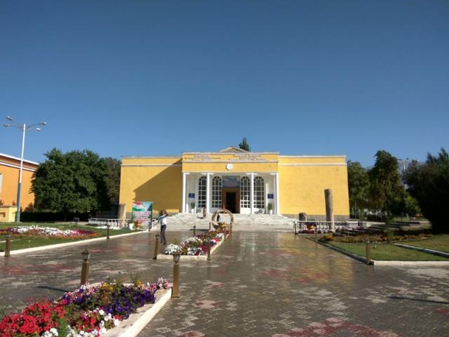 Музей им Рудаки