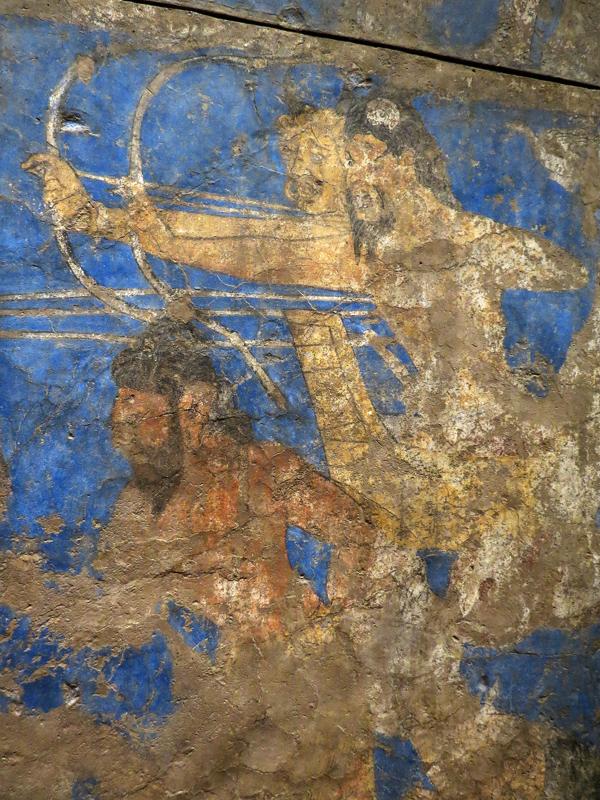 росписи с Эрмитажа