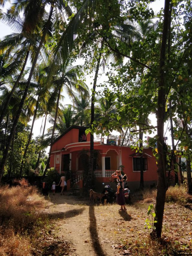 Место паломничества беременных в Гоа