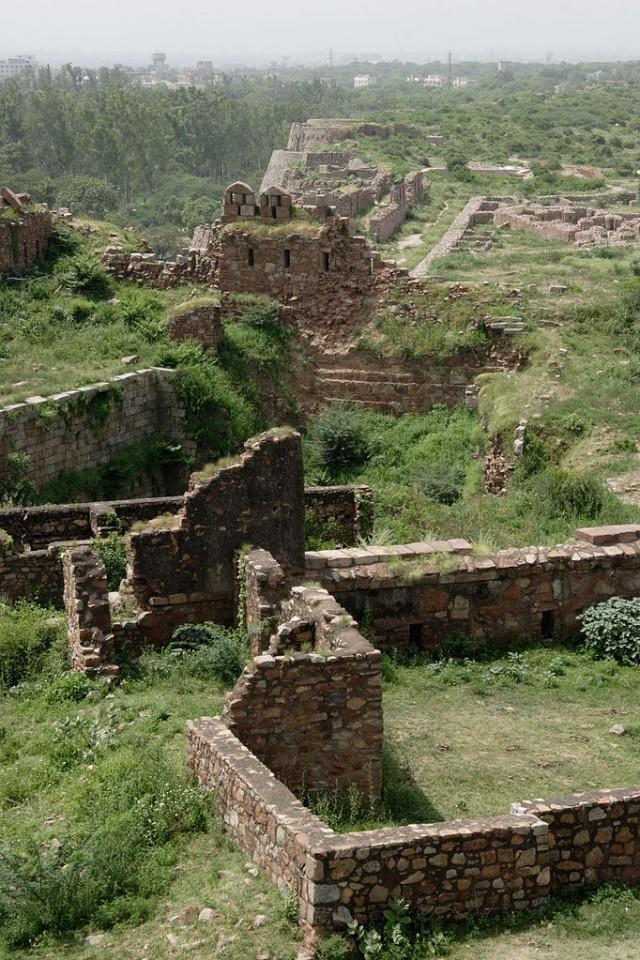 Тугнлакабад (Фото из свободной энциклопедии)