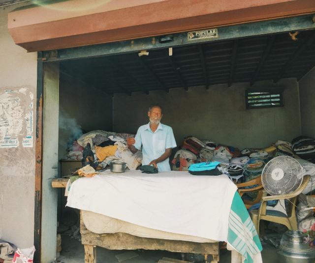 Indian laundry 20 руп/вещь