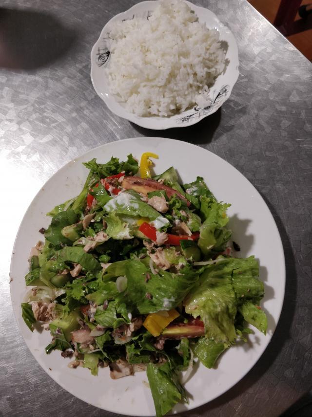 Макрель салат 140 руб