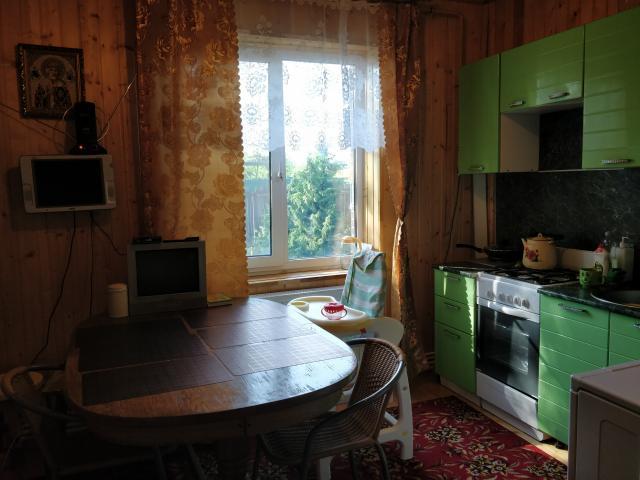 Общая зона - кухня