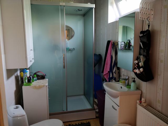 Душ и туалет в доме - суперкомфорт