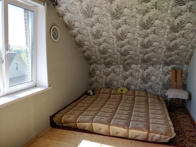 Наша комната - спальная зона