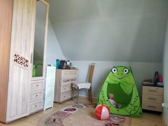 Наша комната - рабоче-игровая зона