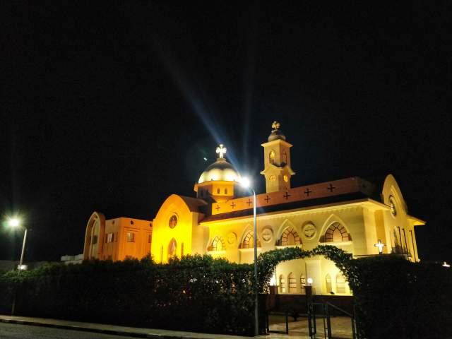 Коптский католический храм