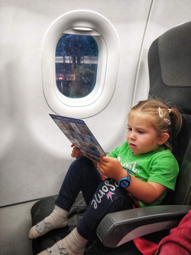 Изучает инструкцию по безопасности полетов