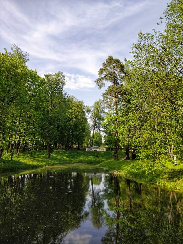 Белкинские пруды