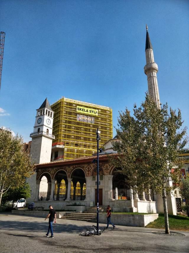 Мечеть Эфем Бэй и часовая башня