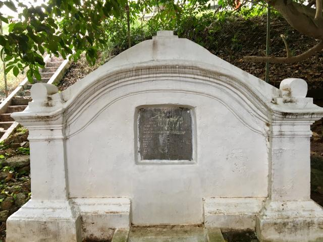 Английские могилы 19 века