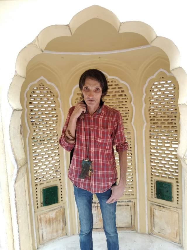 Балкончик Хава Махала