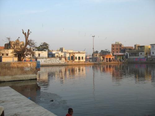 Радха-кунда - священнейшее из озер