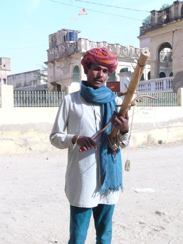 музыкант (Раджастан)