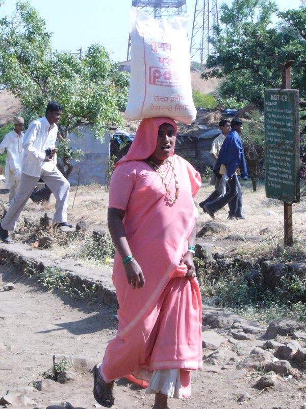 сильный пол (Махараштра)