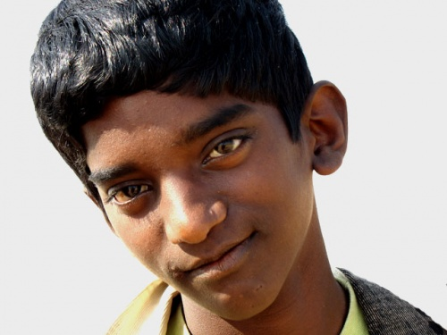 Мальчик Чандра