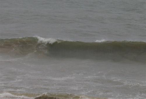 Океан. Шри Ланка.