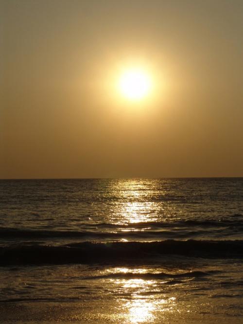 Океан. Индия. Гоа.