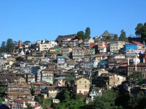 Город на горе