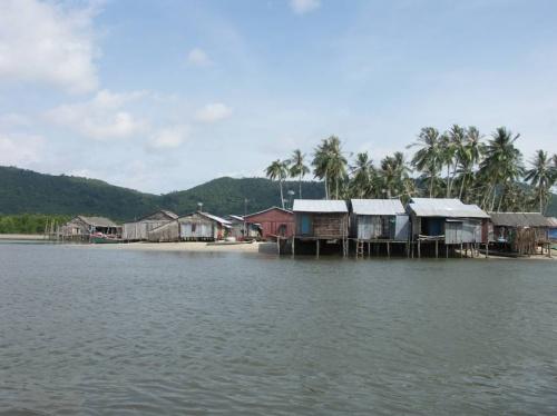 Рыбацкая деревня в Риеме