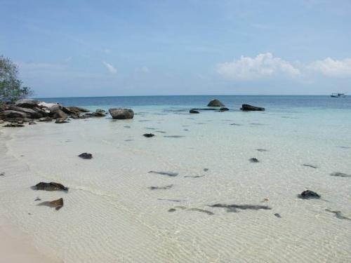 На острове Кох Та