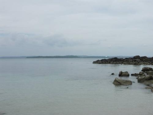 вид на близлежашие острова с Кох Та