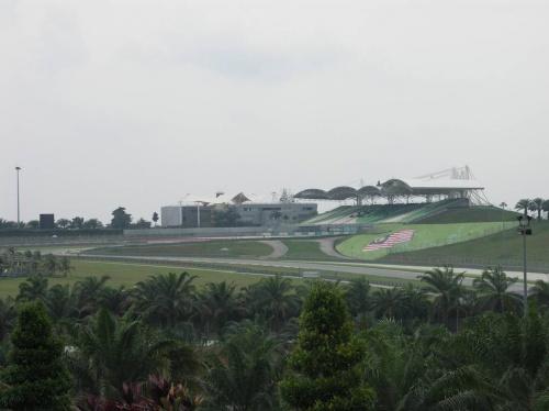 Куала-Лумпур. Сепанг - трасса Ф1