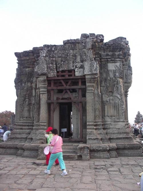 верхняя точка Пном Бакенг