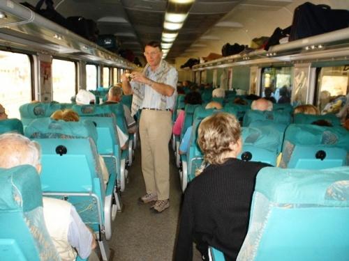 Поезд Shatabdi Exp. (разве это Индия?)