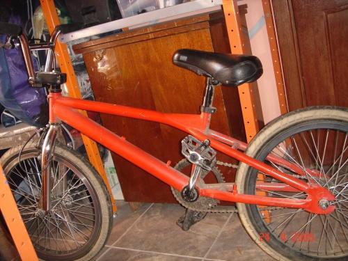 велосипед сына