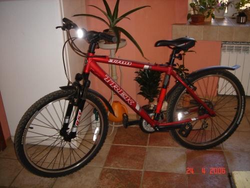 велосипед мужа
